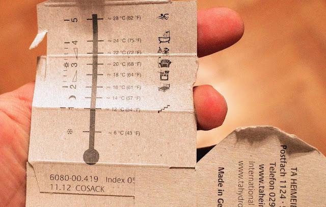 care e temperatura ideală pe care ar trebui să am în casă?