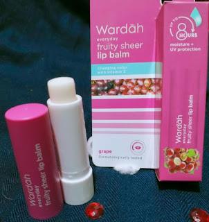 review lip balm wardah