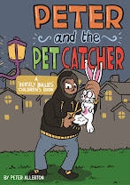 peter and the pet catcher children's story book