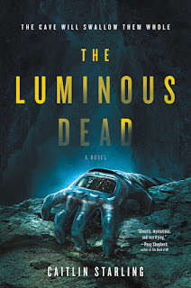 Interview with Caitlin Starling, author of The Luminous Dead