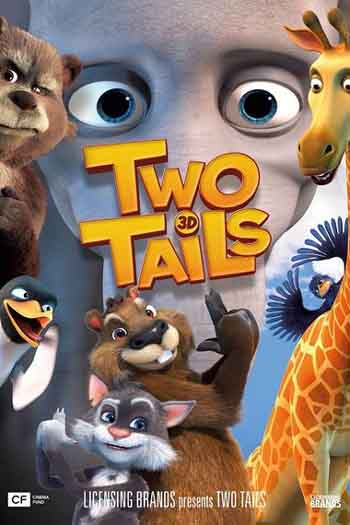 Two Tails 2018 480p 250MB BRRip Dual Audio [Hindi - English] MKV