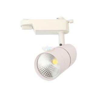 10W COB LED軌道投射燈,LED軌道燈