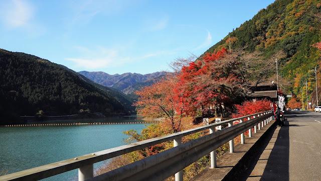 飯能を起点に名栗湖~山伏峠~正丸峠~子ノ権現を周るサイクリングコース