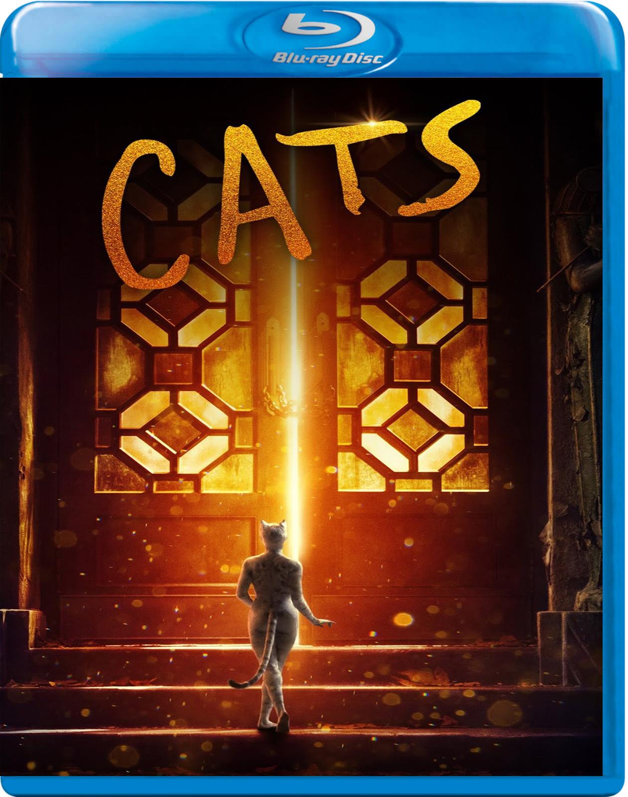 Cats [2019] [BD50] [Latino]