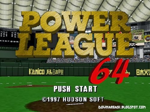 Power League N64