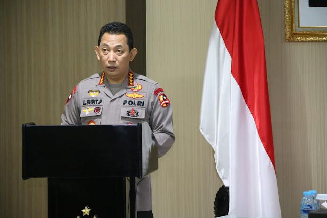 Orasi Ilmiah di Seminar IPKN, Kapolri: Sinergitas Polri-Auditor Kunci Cegah Korupsi