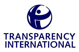 Transparency International Anti-corruption Award 2018
