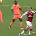 آرسنال وليفربول يتعادلان 3-3 بعد مباراة ممتعة وصلاح يسجل هدفاً بطريقة رائعة