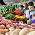 Precios de víveres, vegetales y frutas bajan drásticamente en los mercados; pero el arroz, las habichuelas y otros suben