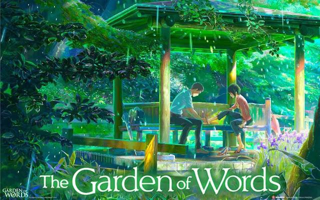 The Garden of Words مترجم