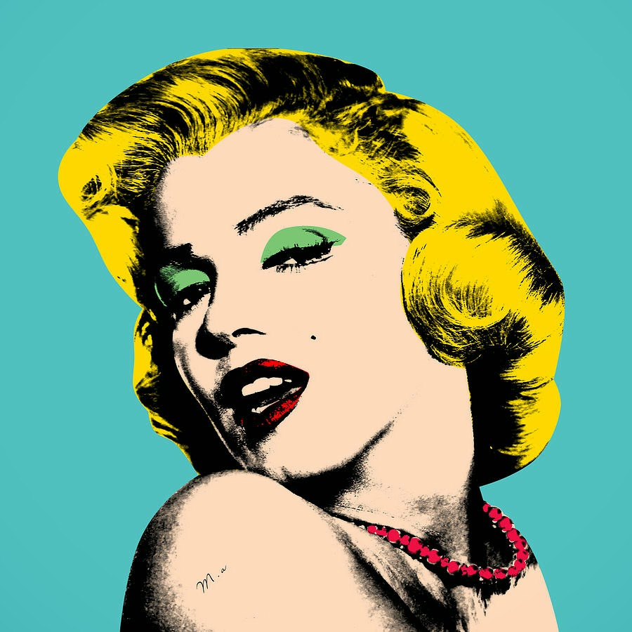 The life and pop art of andy warhol