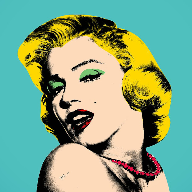 Andy Warhol Pop Art Paintings
