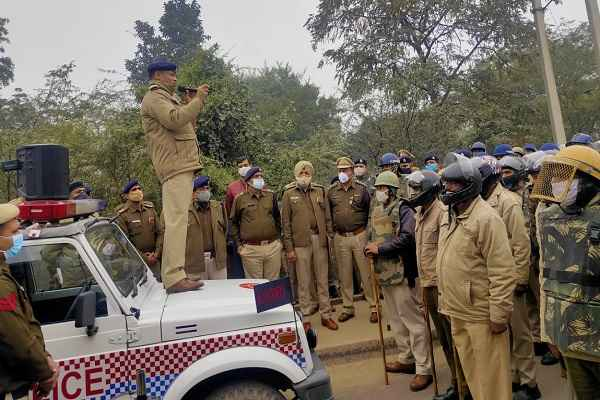 faridabad-police-cp-op-singh-ready-for-tractor-march-on-republic-day