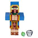 Minecraft Wandering Trader Craft-a-Block Series 1 Figure