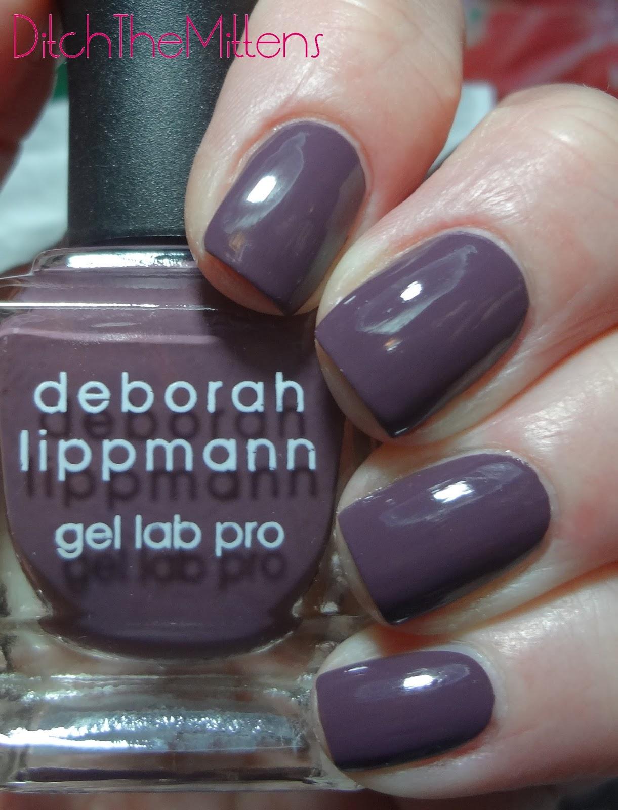 Ditch the Mittens: Deborah Lippmann Gel Lab Pro - Love Hangover