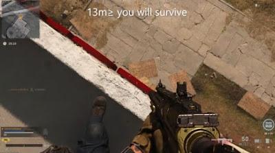 Avoid Fall Damage, Call of Duty, Warzone