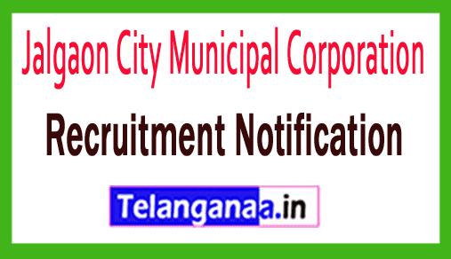 Jalgaon City Municipal Corporation JCMC Recruitment