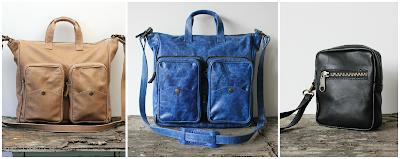 Complementos, bolsos de mano, mochilas