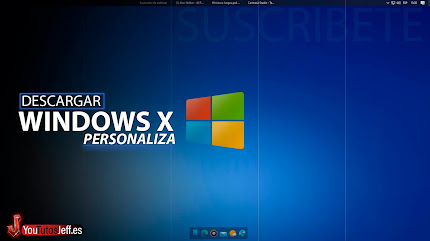 Tema de Windows X? Personalizar Windows 10