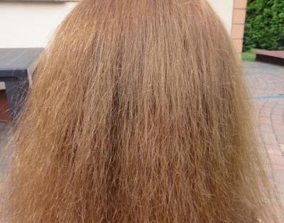 Wasze włosy u Mysi. Gdy włosy udają zniszczone