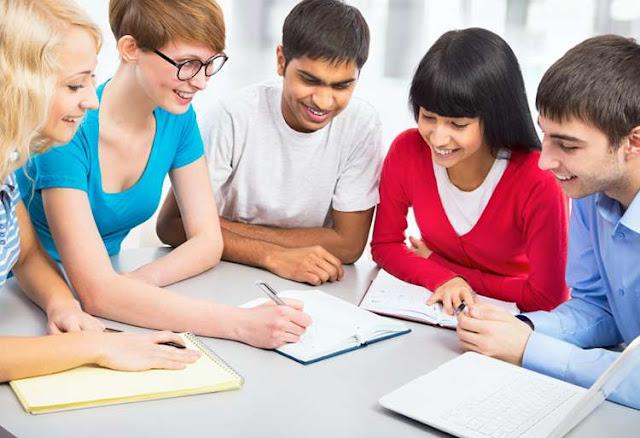 Préparer le bac en groupe: avantages et inconvénients