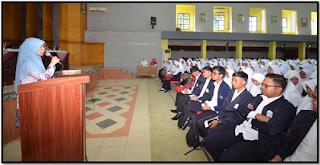 Pelepasan 510 Mahasiswa PPL dan PLKP-S FTIK IAIN Batusangkar