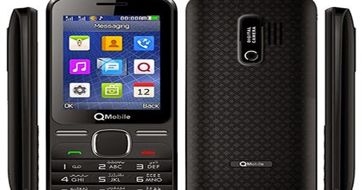 QMobile B65 MT6261 Flash File 100% ok File - AH Mobile