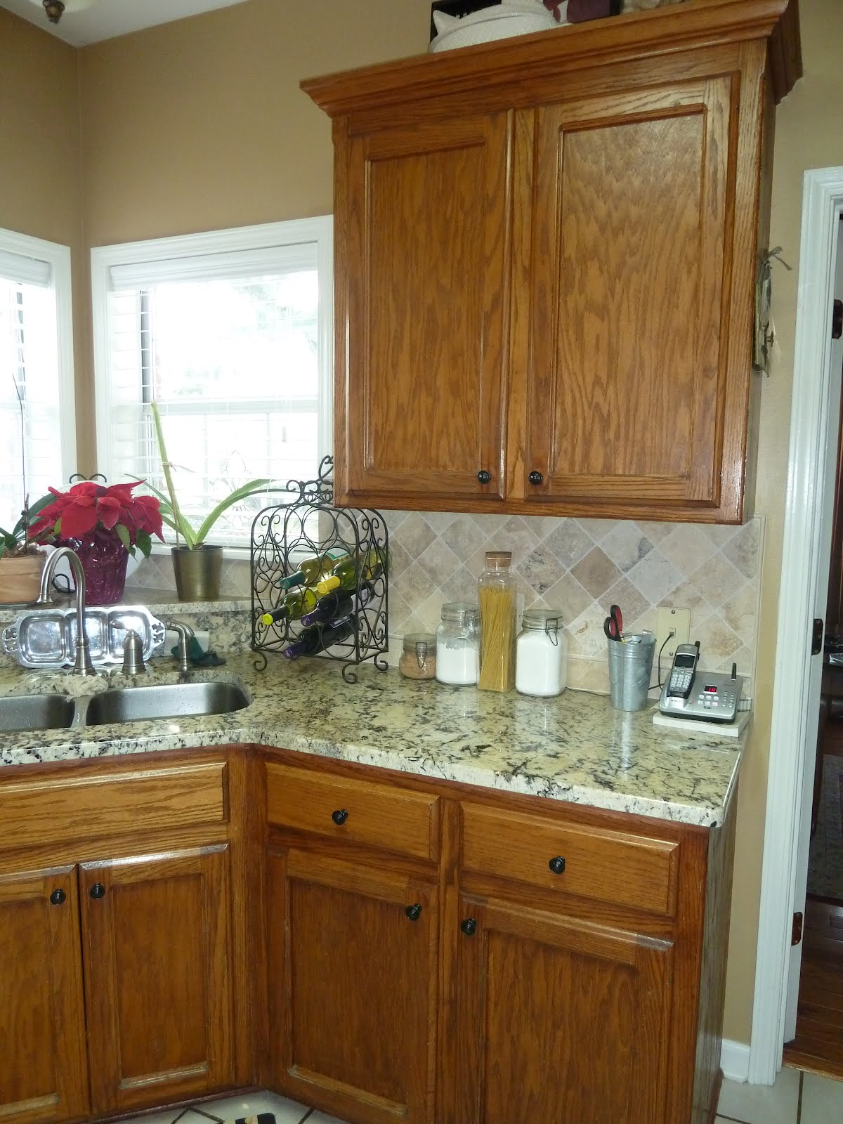 Ways To Redo Kitchen Cabinets Beaucoup Joie De Vivre Kitchen Redo Update