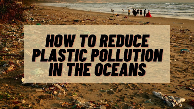 reduce plastic pollution in the oceans