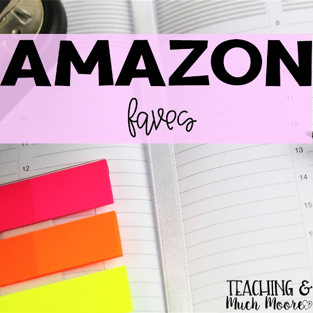 Amazon favorites for the classroom