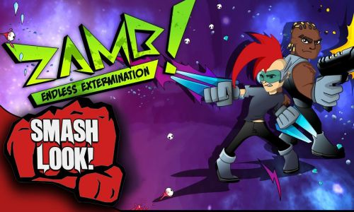 Download ZAMB Endless Extermination Free For PC
