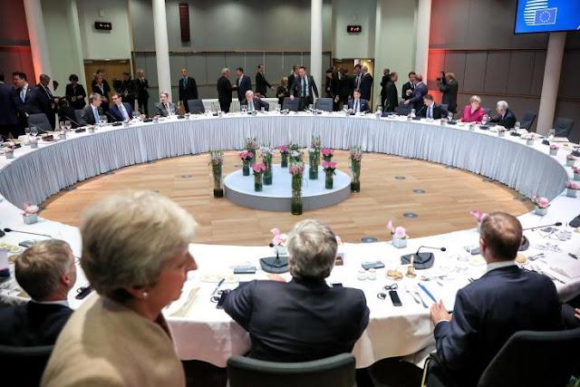 Σε... εικονική πραγματικότητα οι ηγέτες της Ευρωπαϊκής Ένωσης