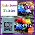 Flower Fairies of the Summer: Easy Rainbow Fairy Peg Doll Craft for Kids