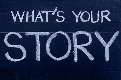 Storytelling to building viral brand online