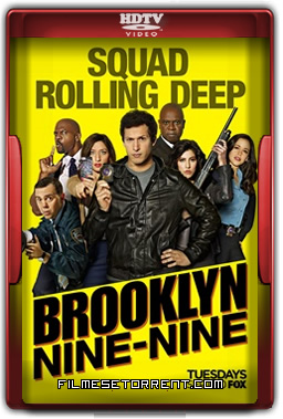 Brooklyn Nine-Nine 4ª Temporada Legendado Torrent 2016 HDTV 720p 1080p Download
