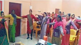 जौनपुर : आंगनबाड़ी कार्यकत्री तैयार करेंगी प्राइमरी की नर्सरी