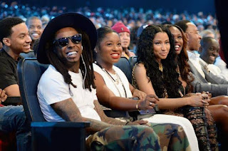 Meek Mill & Reginae Carter Carter Says Lil Wayne Is GOAT