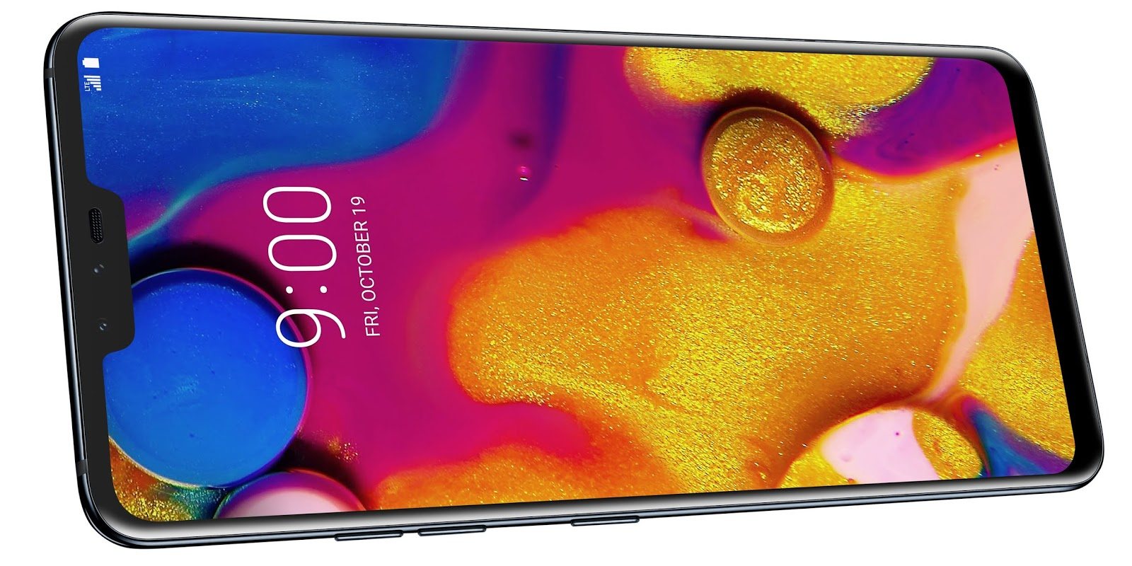 LG V40 THINQ officially announced