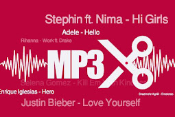 Cara Memotong Lagu MP3 di Telegram HP Android