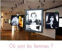 exposition Studio Harcourt: Où sont les femmes?