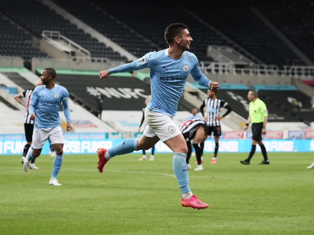 Brighton & Hove Albion VS Manchester City at EPL Maskani