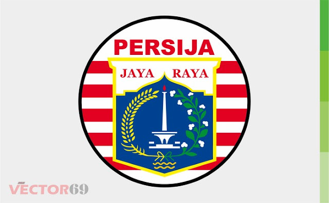 Logo Persija Jakarta - Download Vector File CDR (CorelDraw)