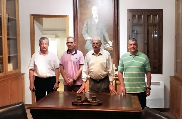 Χανιά: Το μουσείο του Ελευθερίου Βενιζέλου επισκέφθηκε ο διοικητής της ΑΣΔΕΝ