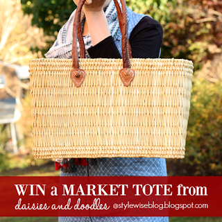 market tote giveaway