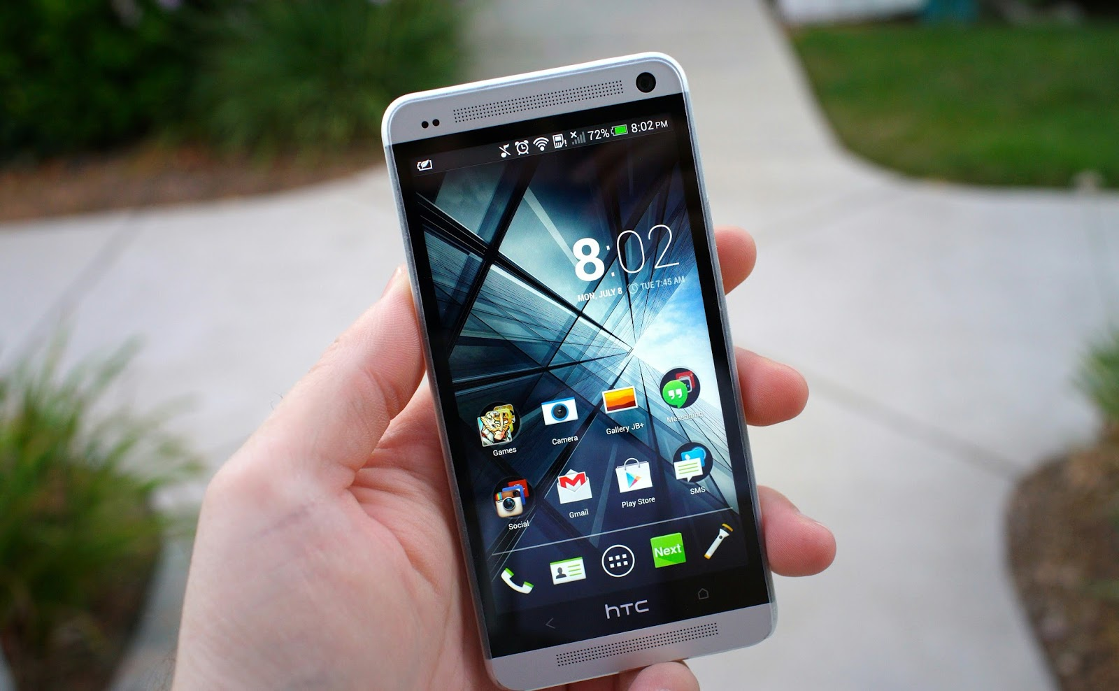 Update HTC One (M7) to Android 6.0.1 Marshmallow XOSP ROM ...