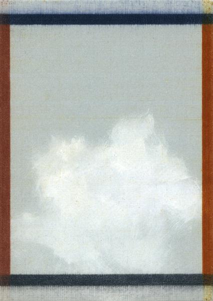 Johan de Wilde History 379 - Indoor Impressionismus, 2019 Colour pencil on archival cardboard 15 x 10.5 cm