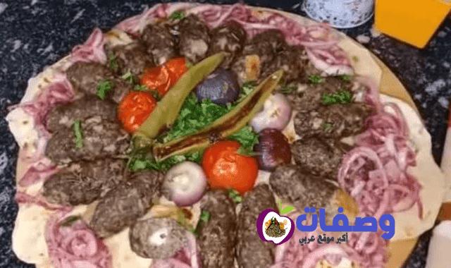 طريقه عمل الكفته في الفرن فاطمه ابو حاتي