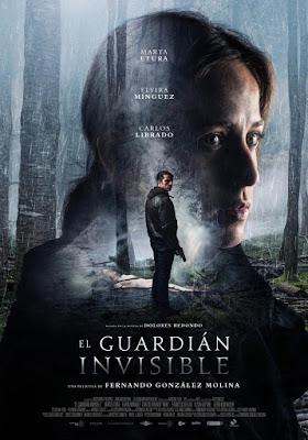 El Guardián Invisible 2017 DVD R2 PAL Spanish