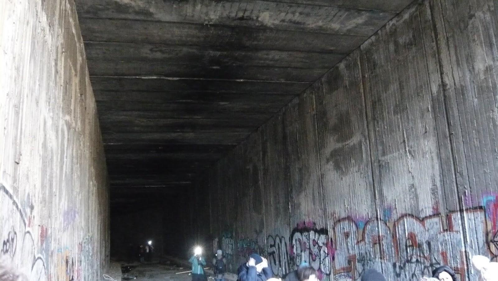 tunele na penise