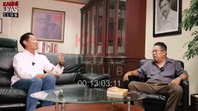 Bossman Mardigu Minta FPI Jadi Partai, Kuasai Parlemen di 2024
